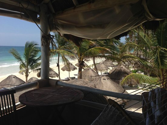 Villa Las Estrellas: view from room