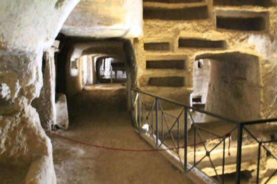 Catacombe di San Gennaro: .