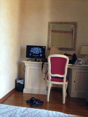 Hotel Borgo Di Cortefreda Relais: Borgo di Cortefreda room