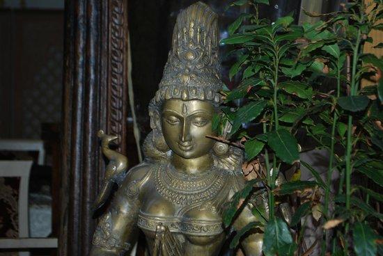 Haveli Indian Restaurant : inside haveli restaurant