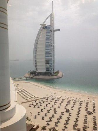 Jumeirah Beach Hotel : view