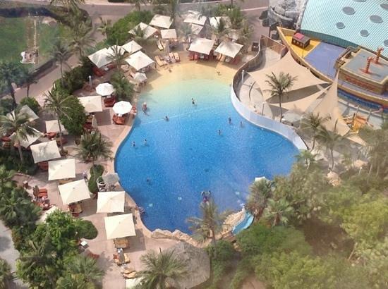 Jumeirah Beach Hotel : pool