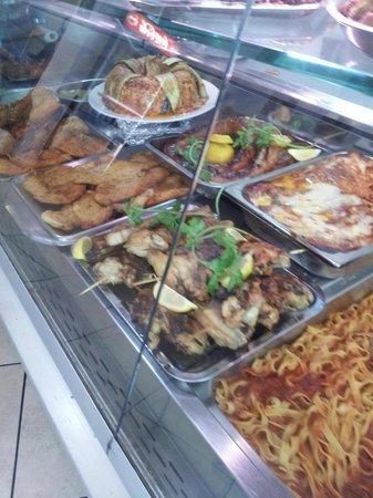 Sicilia Gastronomy La Martina