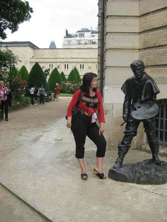 Musée Rodin : в музее Родена