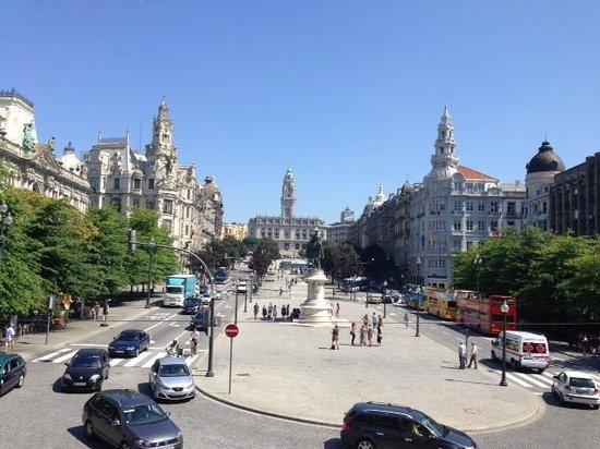 InterContinental Porto - Palacio das Cardosas: vue de la chambre