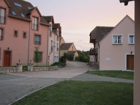 Les Belleme Golf Apartments : Other accommodation