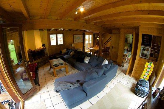 Chalet Tzigane: Lounge