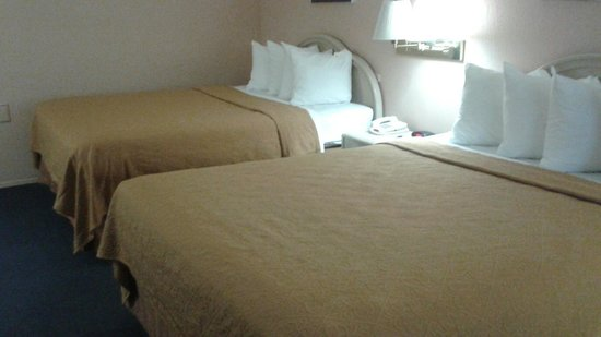 Quality Inn - Cottonwood: Room