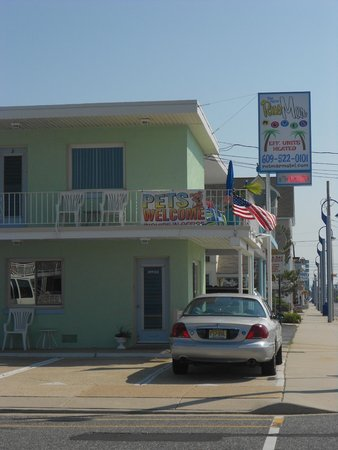 Rus Mar Motel: Pets are welcome at the Rus Mar