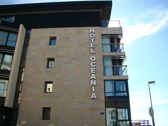 Hotel Oceania Saint Malo: hotel