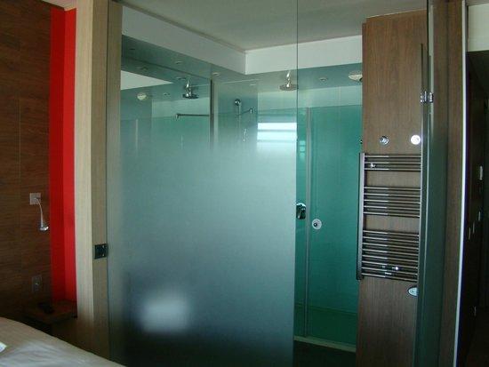 Hotel Oceania Saint Malo : bagno in camera