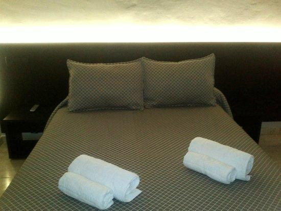 Hotel Montmar: Nuestra habitación