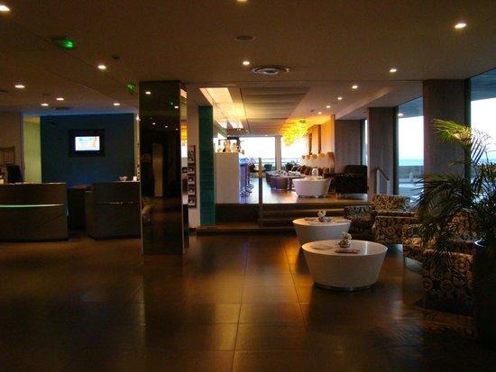 Hotel Oceania Saint Malo : hall e bar