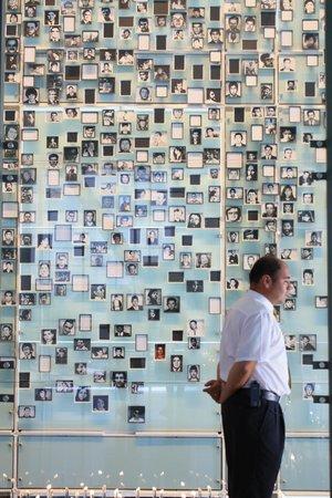 Museo de la Memoria y los Derechos Humanos: foto de inaguración del museo