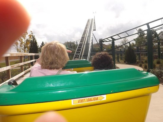 LEGOLAND Florida Resort: My mom and my oldest daughter!