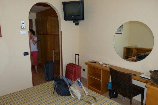 Carlton Hotel Riviera: la chambre 342