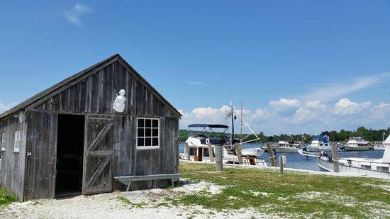 Mystic Seaport : Seaport