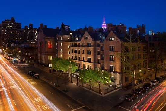 Photo of Desmond Tutu Center New York City
