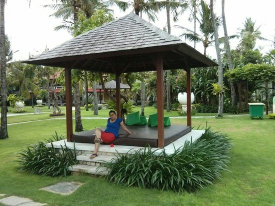 Holiday Inn Resort Baruna Bali: Beautifully maintained property