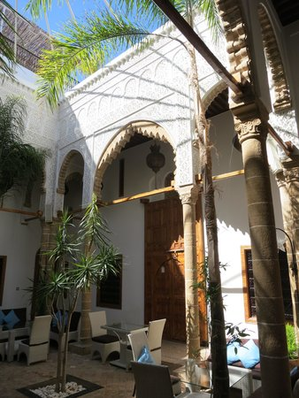 Riad Kalaa: The Riad