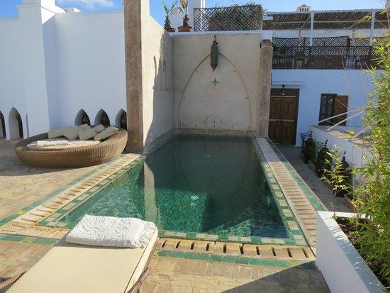 Riad Kalaa: Rooftop Pool