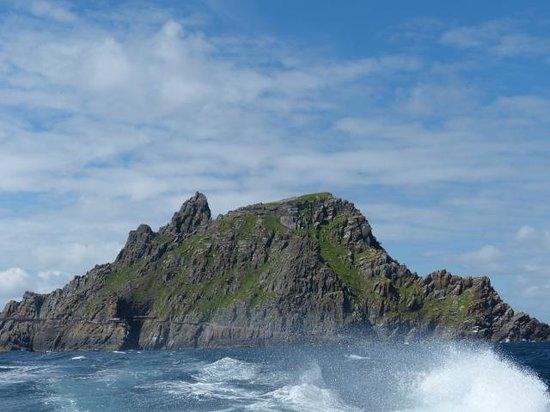 Casey Skellig Michael Island Tours
