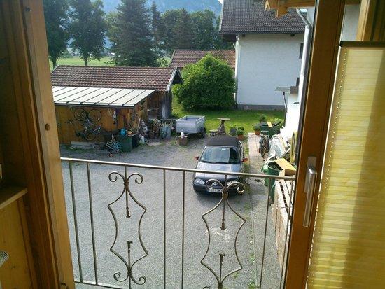 Hotel Steiger: view