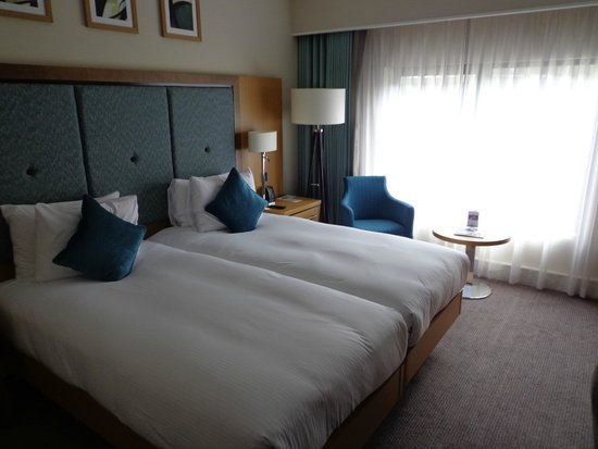 DoubleTree by Hilton Hotel London - Victoria : spacious standart room
