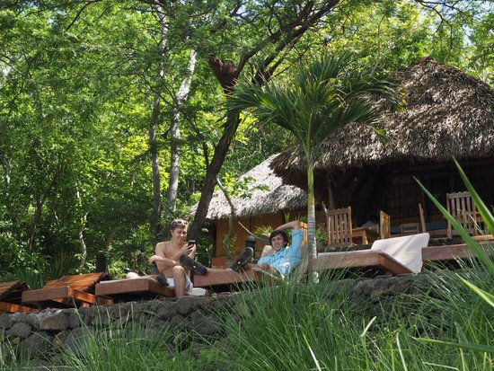 San Simian Eco Lodge: Lakeside