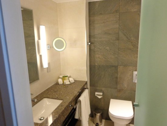 DoubleTree by Hilton Hotel London - Victoria : bath room