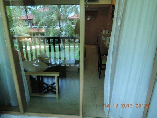 Holiday Inn Resort Baruna Bali: Balcony