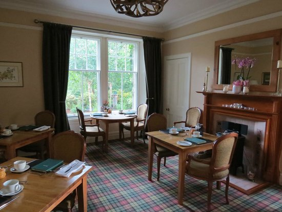 The Old Minister's House: Breakfast room