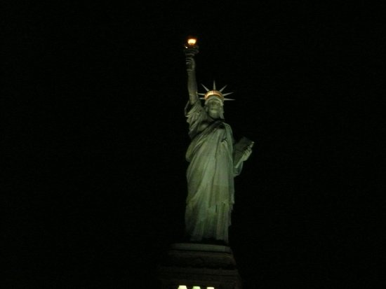 Bateaux New York: Lady Liberty