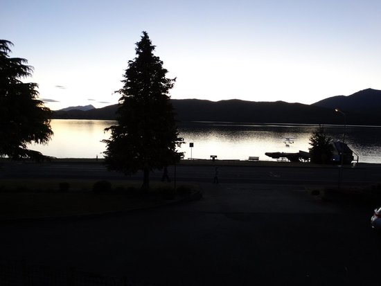 Distinction Te Anau Hotel and Villas : View from our room