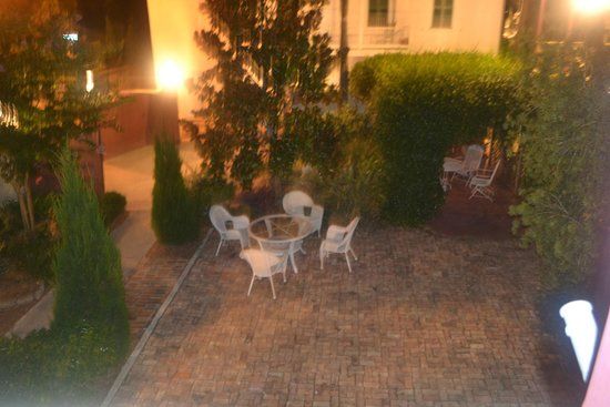 Casa de Solana Bed and Breakfast : Courtyard