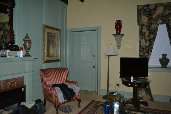 Casa de Solana Bed and Breakfast : Montejurra room