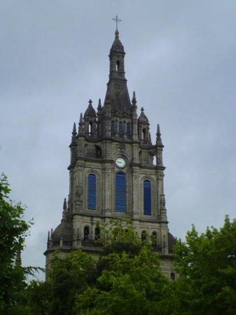 Basilica of Begona: .