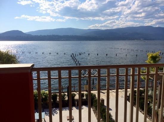 Manteo Resort - Waterfront Hotel & Villas : Beautiful Lake Okangan