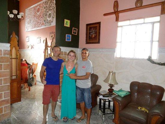 Casa Colonial Yadilis y Joel: Joel!