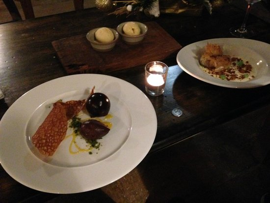 The Bunk Inn: Desserts