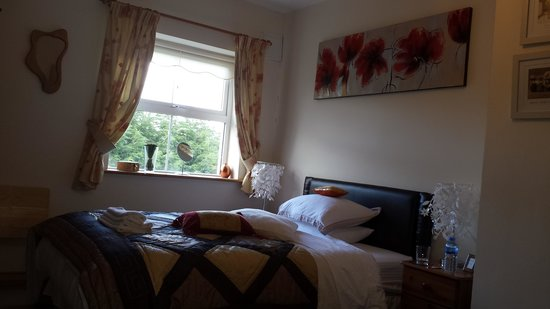 Newlands Lodge: One of our rooms