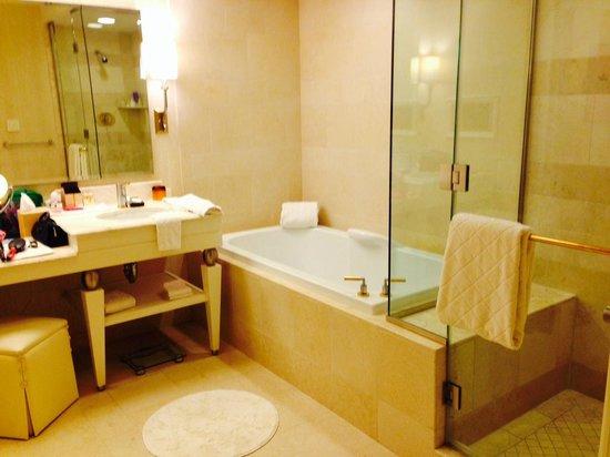 Wynn Las Vegas: banheiro/ banheira