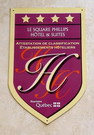 Le Square Phillips Hotel & Suites: Outside