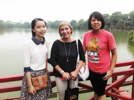 HanoiKids Tour: Two adorable ambassadors of Hanoi