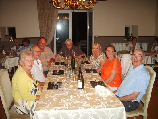 Domaine Michaud : What a great evening