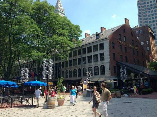 Kimpton Onyx Hotel: quincy market, nearby walk from hotel