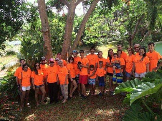 Casa de Claire Guesthouse: Family Reunion Vieques 2014