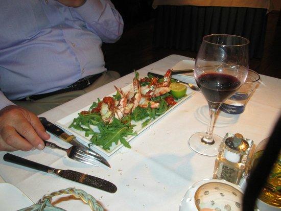 De Stove : Grilled Shrimps