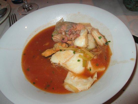 De Stove : Seafood Stew