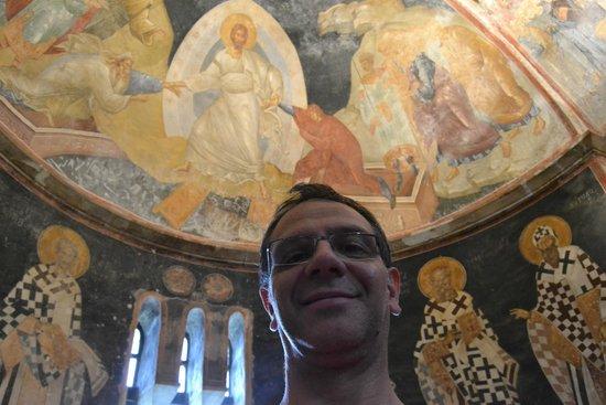 Kariye Museum (The Chora Church): Diakonikon